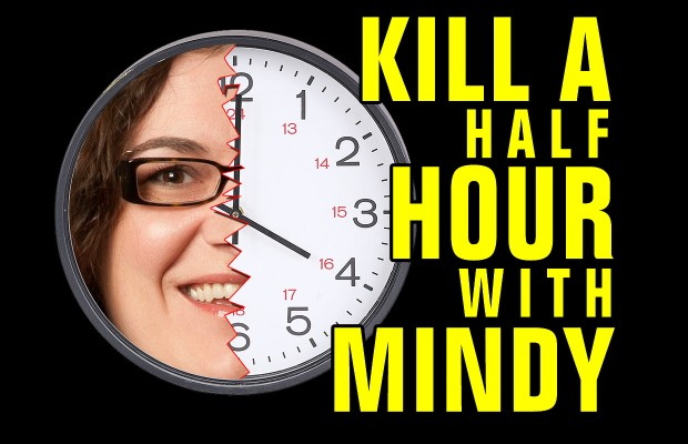 Kill a Half Hour with Mindy Contest Rules - 102 9 THE HOG