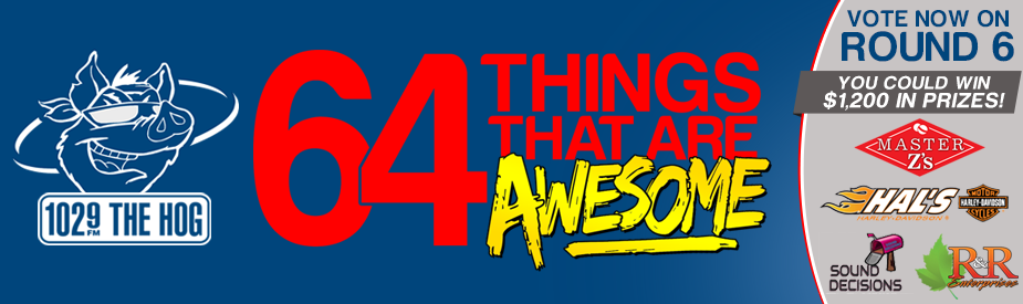 64 Things That Are AWESOME